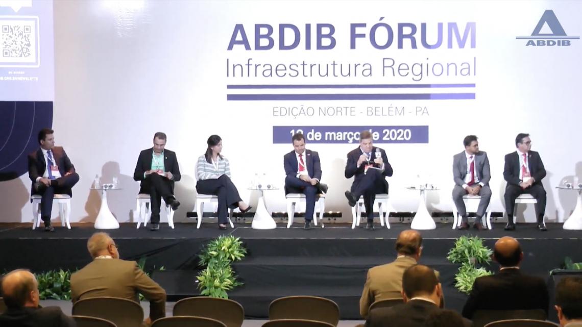 Bancos de desenvolvimento participam do Abdib Fórum